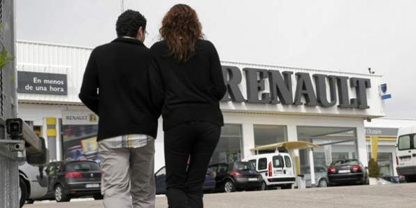 En automoción Renault ha afrontado la concentración