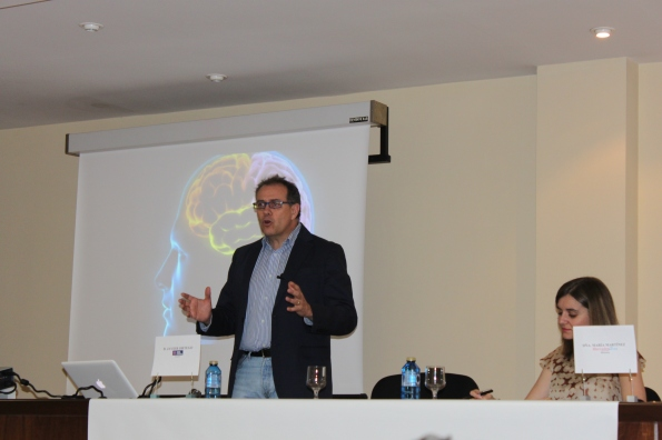Seminario de la EEN Escuela europea de Negocios sobre Neuromarketing
